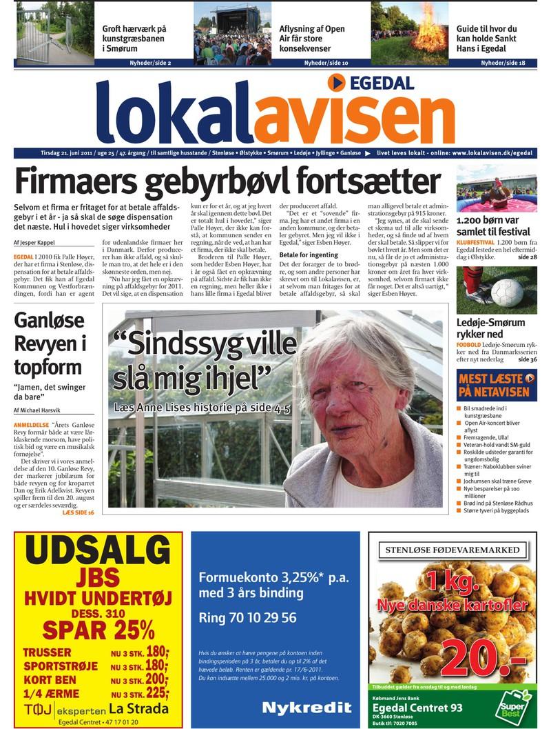 af4616c4ee8b Lokalavisen.dk - Lokalavisen UgeNyt - Uge 25