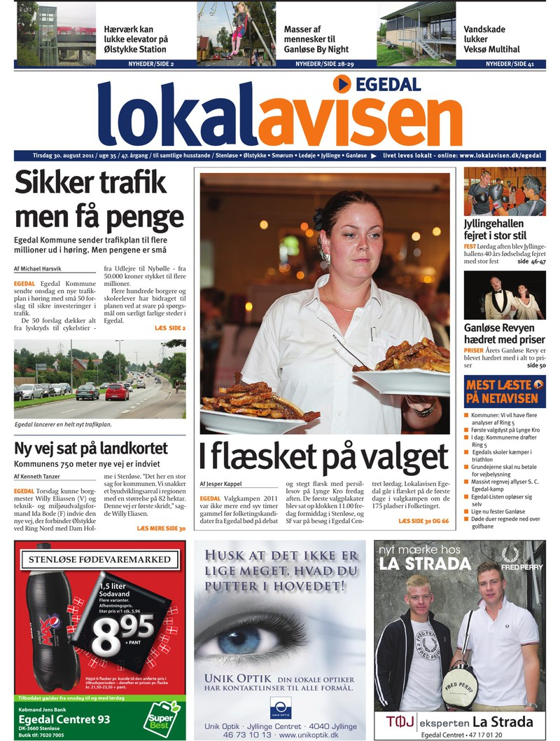 3d89a3cf119e Lokalavisen.dk - Lokalavisen UgeNyt - Uge 35
