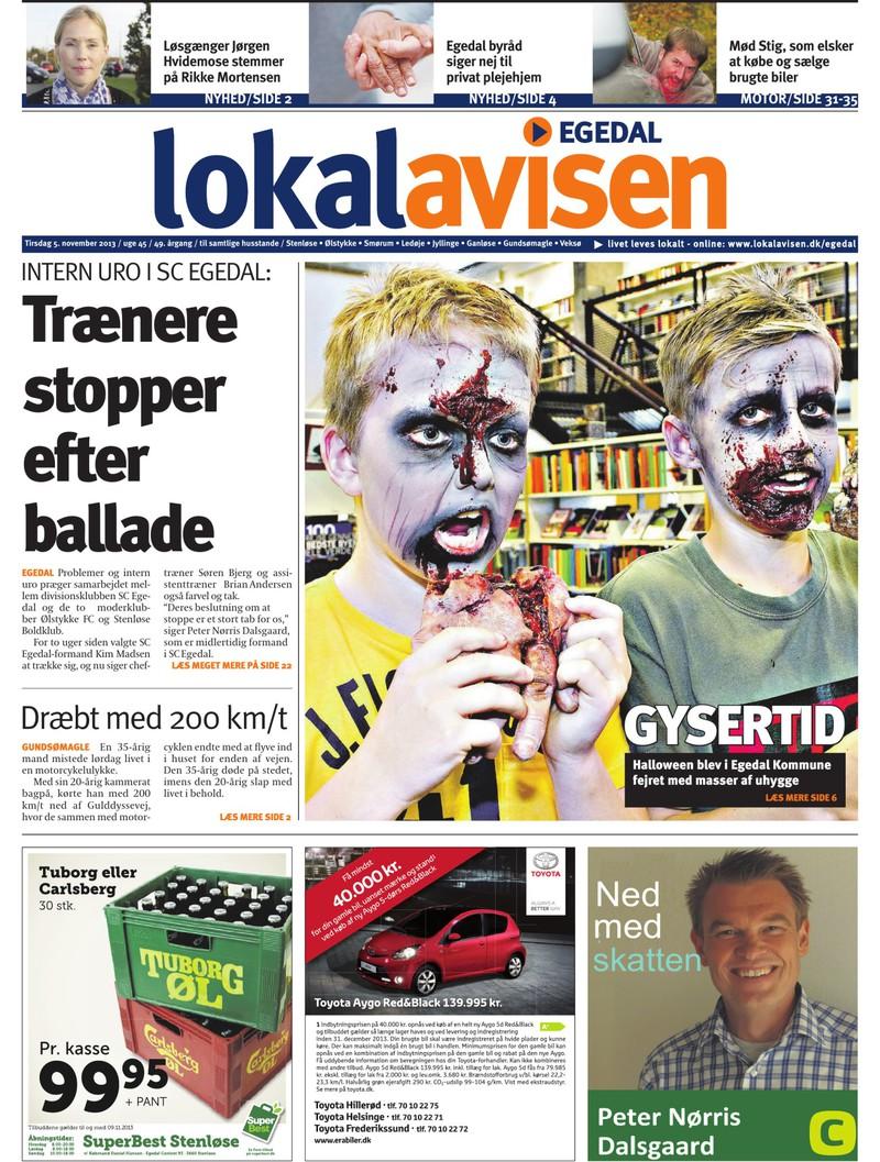 d9af19d98cc Lokalavisen.dk - Lokalavisen UgeNyt - Uge 45