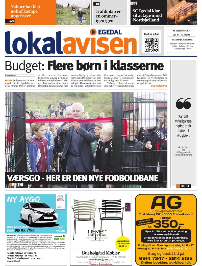 6f0282126a6 Lokalavisen.dk - Lokalavisen UgeNyt - Uge 39