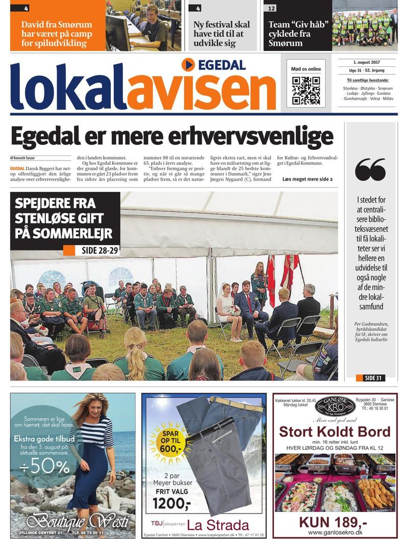 Lokalavisen.dk Lokalavisen UgeNyt Uge 31