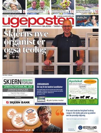 læs Ugeposten Skjern