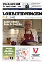 Förstasida Lokaltidningen Vellinge-Näset