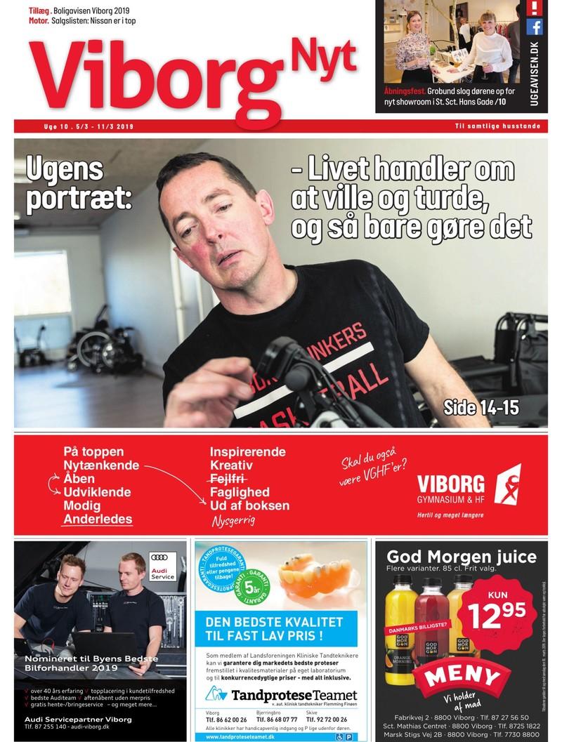 5ccc4df0ab8 Viborg Nyt - Uge 10