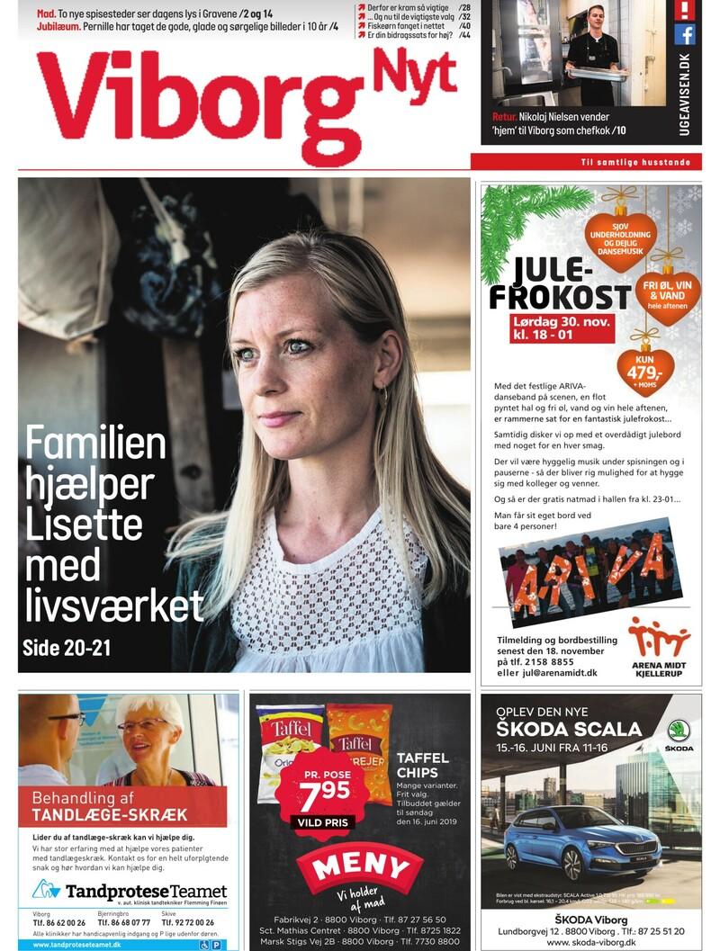 9cbc5b4f968 Viborg Nyt - Uge 2411. juni 2019