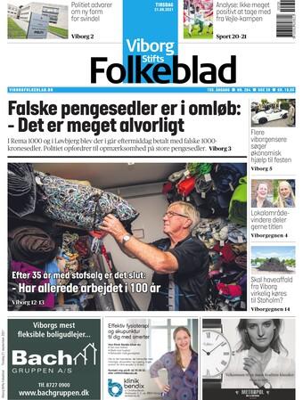 Viborg Stifts Folkeblad