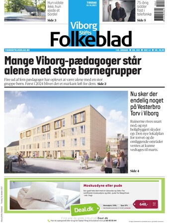 læs Viborg Stifts Folkeblad