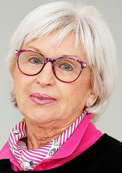 Ursula König leitet das Ambulante Hospiz in Mülheim.