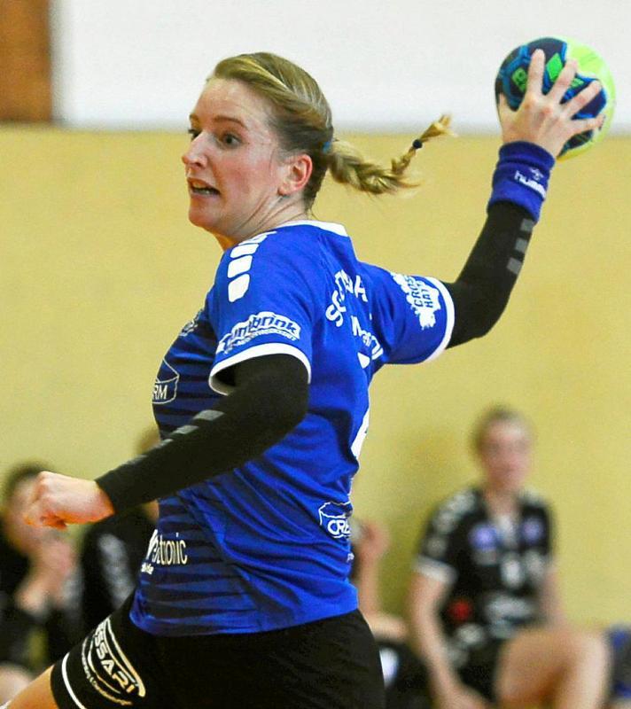 Zwei Treffer gegen Everswinkel erzielte Julia Lewe.                                              <b>Zabka</b>