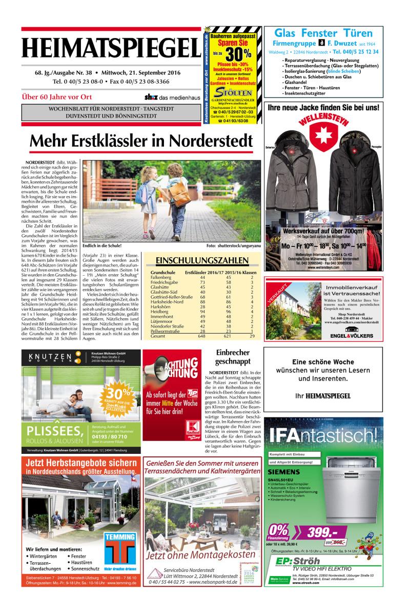 Heimatspiegel 21 09 2016
