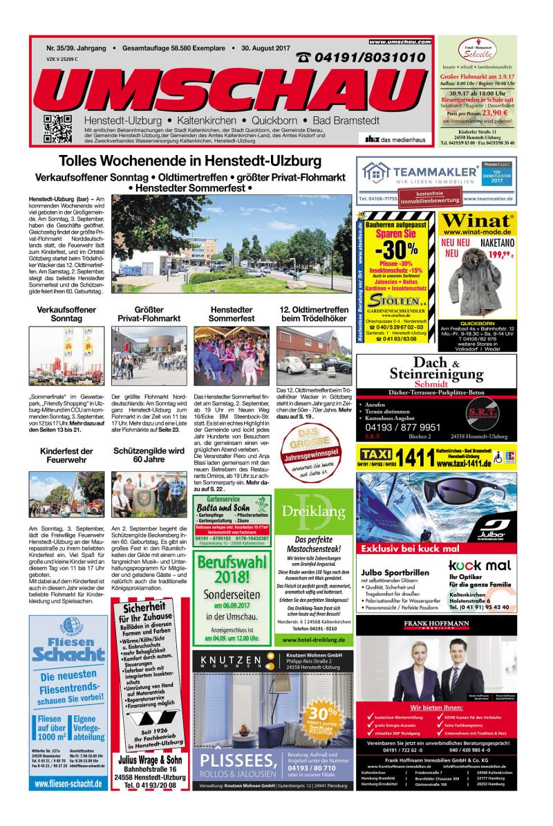 Heimatspiegel norderstedt bekanntschaften [PUNIQRANDLINE-(au-dating-names.txt) 26
