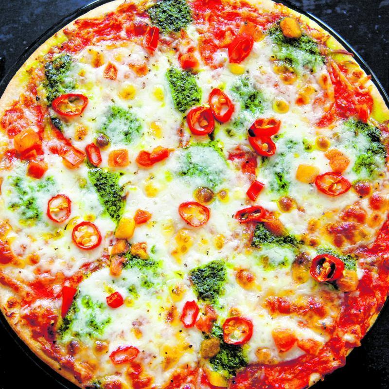 Vor 50 Jahren kam die erste Tiefkühlpizza in den deutschen Handel.