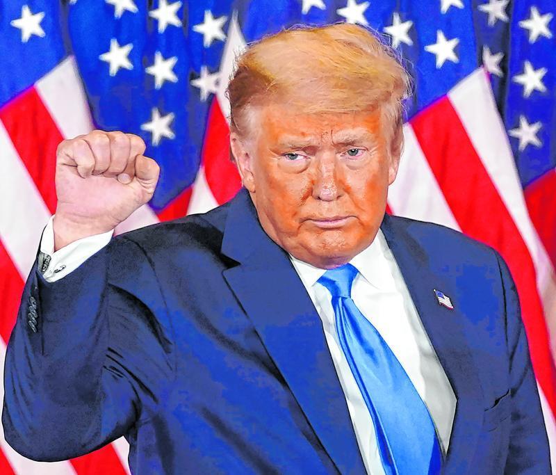 Donald Trump könnte wieder bei Wahlen zum Präsidenten antreten.