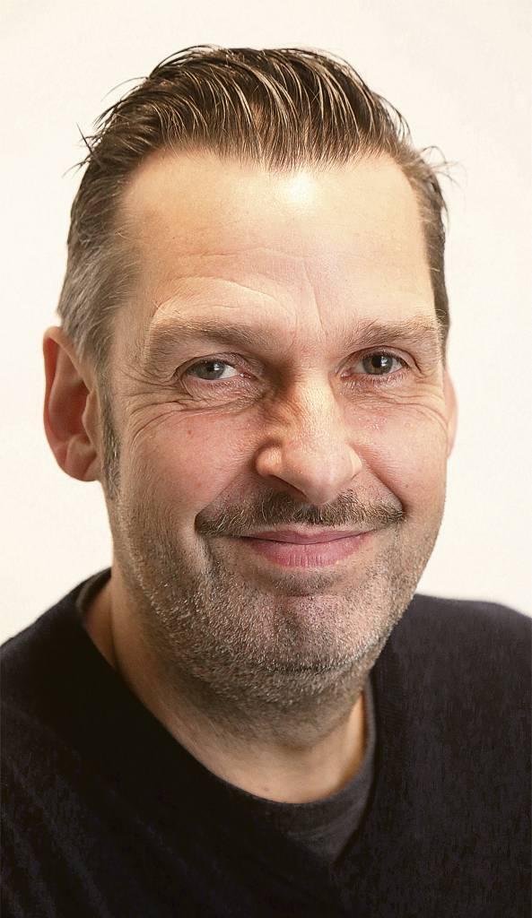 Marco Rathmann ist seit 20 Jahren Tennis-Trainer beim Wilhelmshavener THCWZ-FOTO LBBE