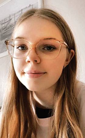 Begann hier 2019: Alessia Mohr (15)Foto: Privat