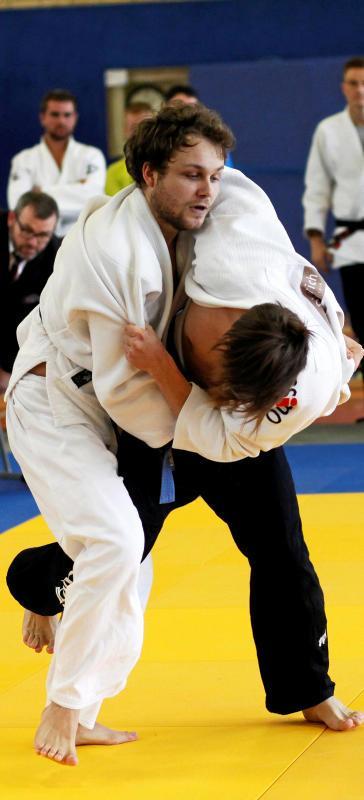 Die Judokas vom JC Samurai Schwelm-Ennepetal in Aktion.                                                                                             <b>JC Samurai</b>                                              JC Samurai