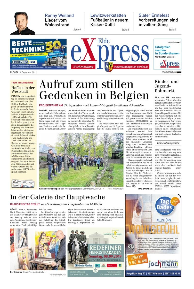 Elde Express